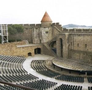 carcassonne - le theatre