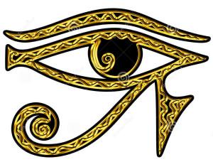 eye-horus-isolated-white-background-29725477